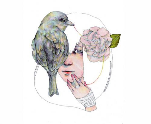 Drawings by Fumi Nakamura
