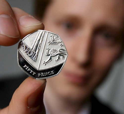 New English Coins Unveiled