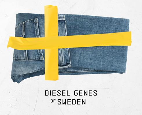 Diesel Genes of Sweden