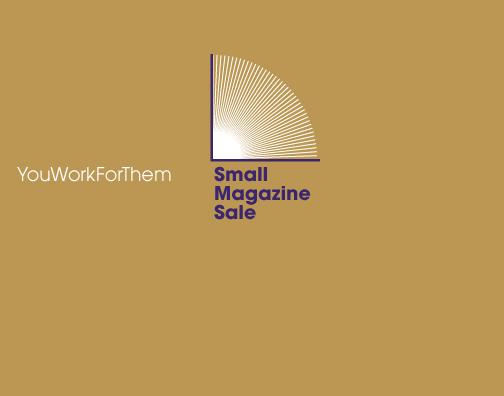 YWFT Magazine Sale