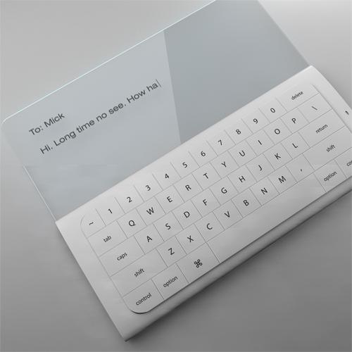 Mac Funamizu's Phone Concept