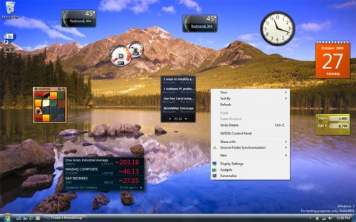 Windows 7 (Preview)