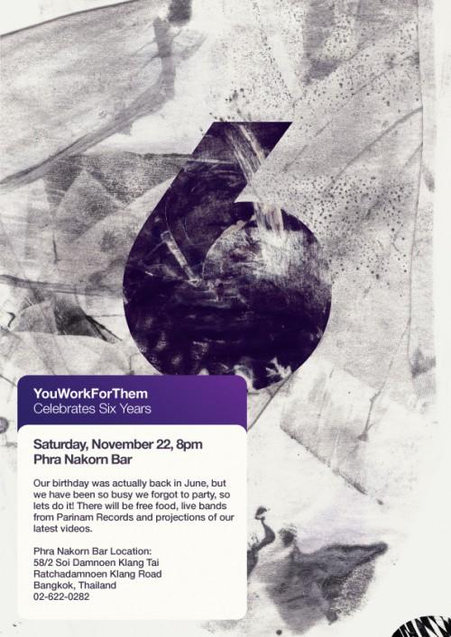 YWFT 6 (Bangkok Party)