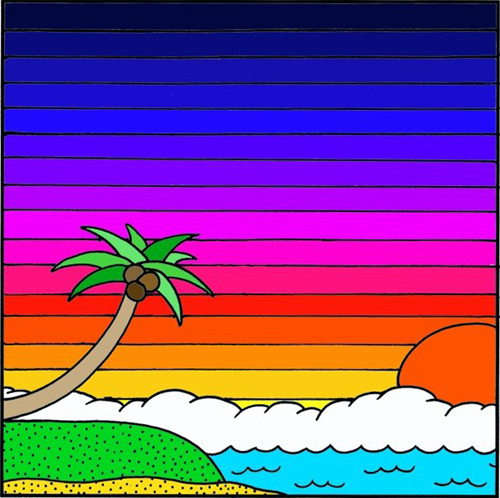 tropicalsunset