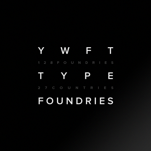 Type Foundries & Designers Listings