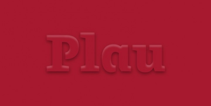 Plau Type Foundry