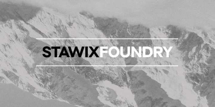 New Foundry: Stawix