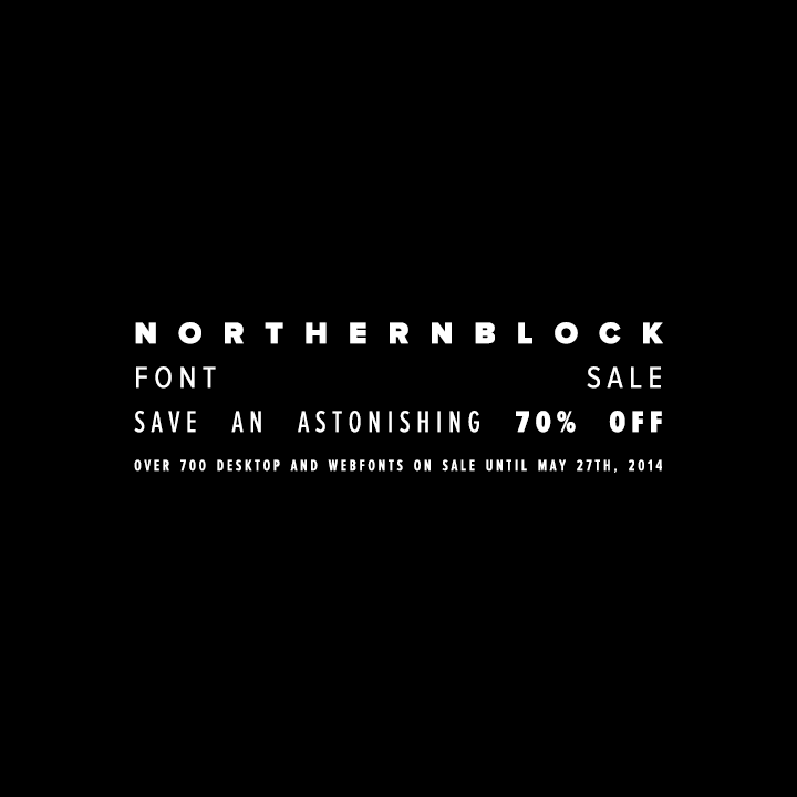 Over 700 Fonts Discounted 70% OFF