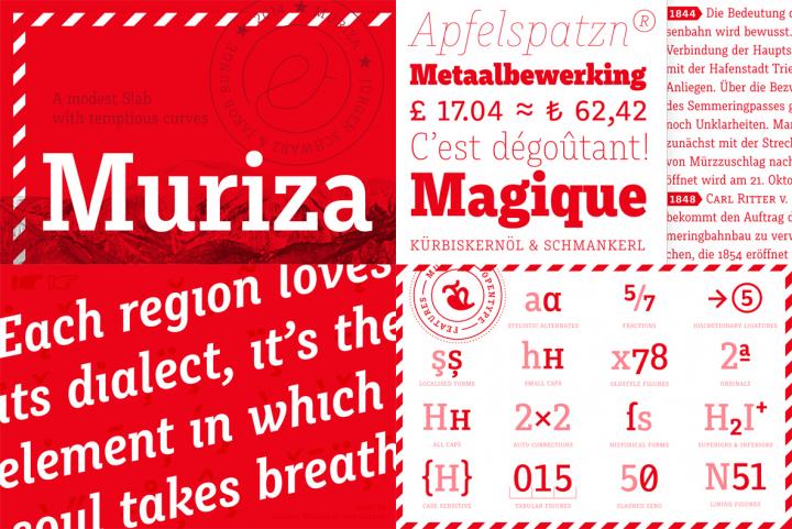 Muriza Font