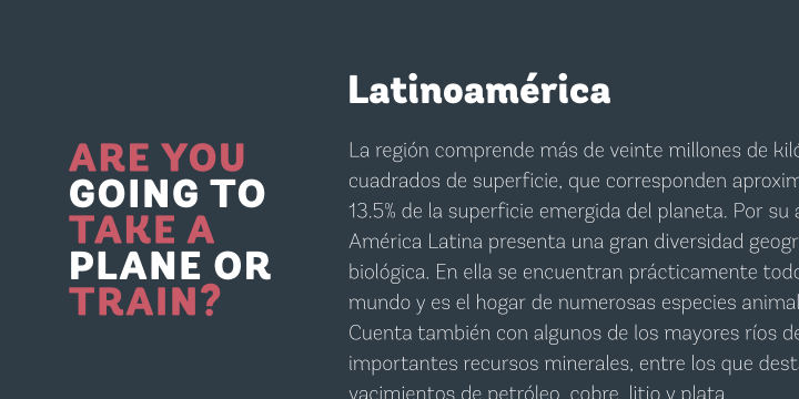 Download Andes Rounded by LatinoType