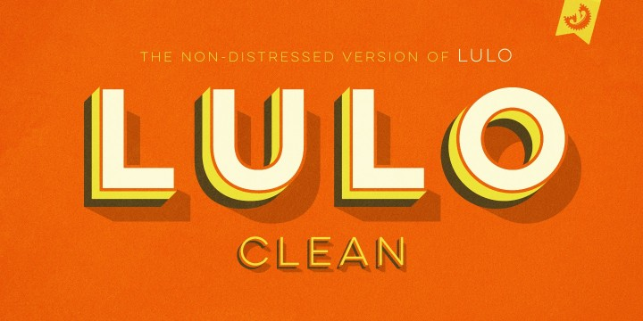 Lulo Clean by Yellow Design Studio