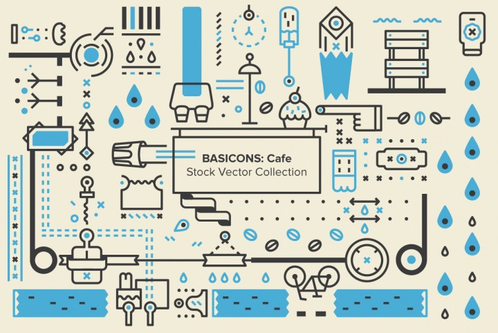 Download Cafe Inspired Vector Icons