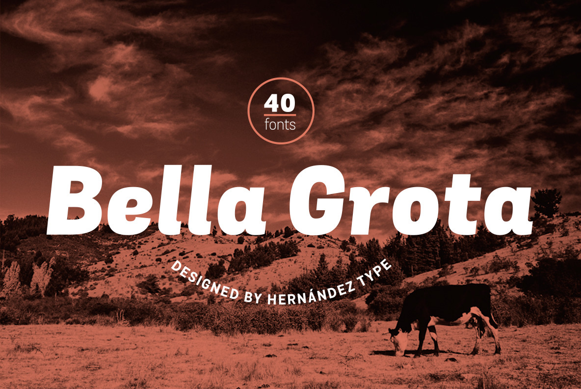 Download Grota Sans Font