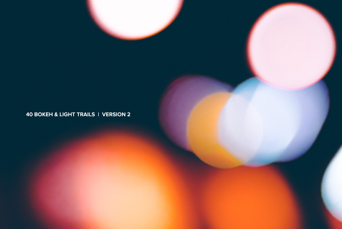 Download 40 Bokeh Images for $9 - Version 2