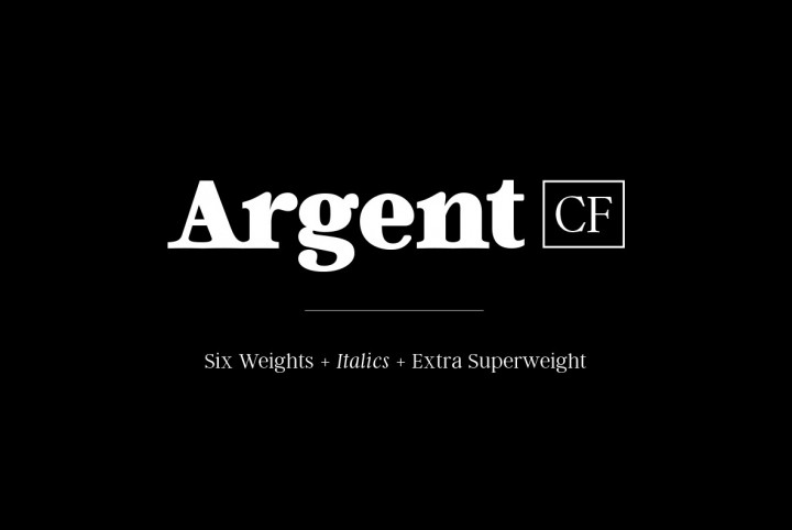 Argent CF by Connary Fagen