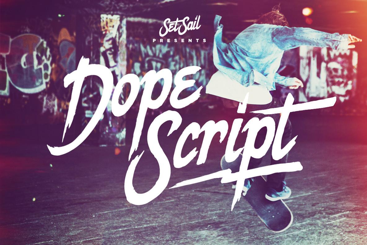 Dope Script by Set Sail Studios