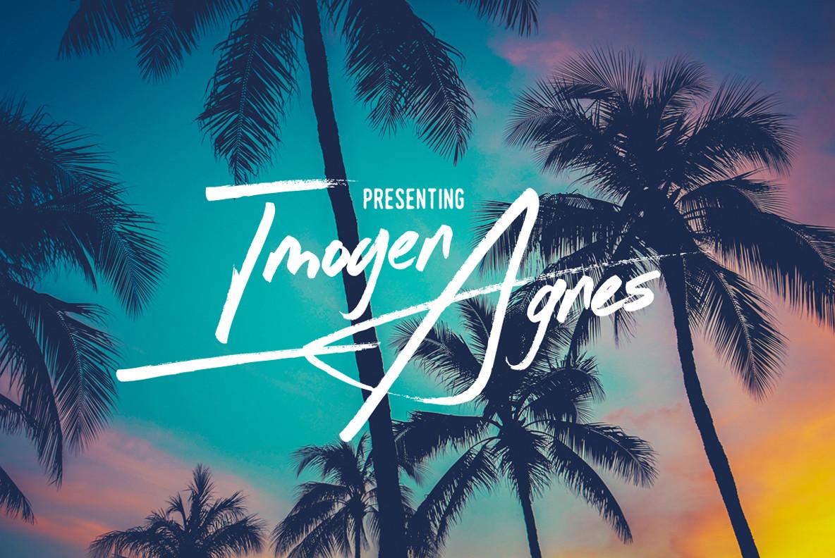 Imogen Agnes Script by Set Sail Studios