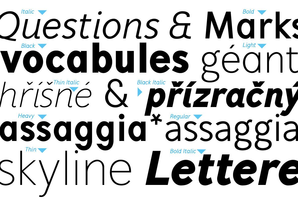 Download Mucho Sans Font