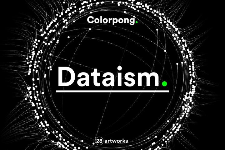 Dataism Experimental Stock Art