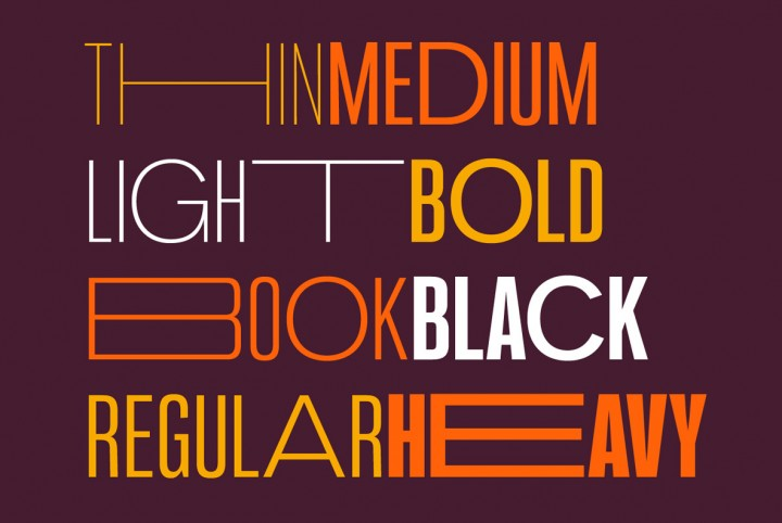 Bw Stretch by Branding with Type