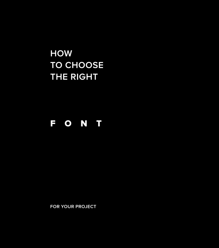 font-choices