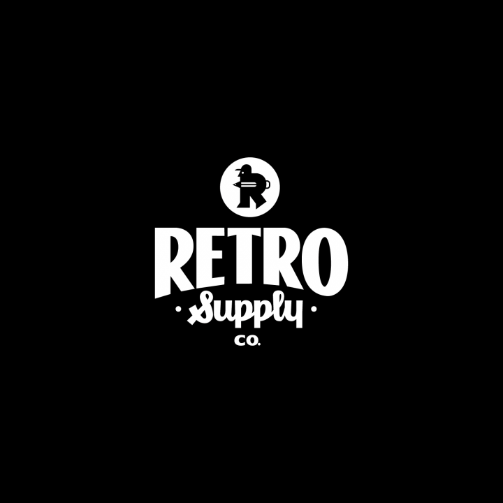 Graphic Design Travels Back Through Time With RetroSupply Co.