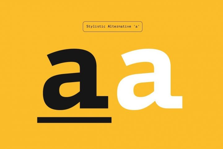 Syke Mono: A Contemporary Monospaced Sans Serif That Pairs The Past With The Present
