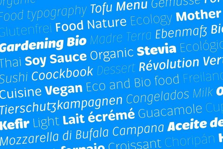 Condell Bio: A Delicious Sans Serif From Letritas Foundry