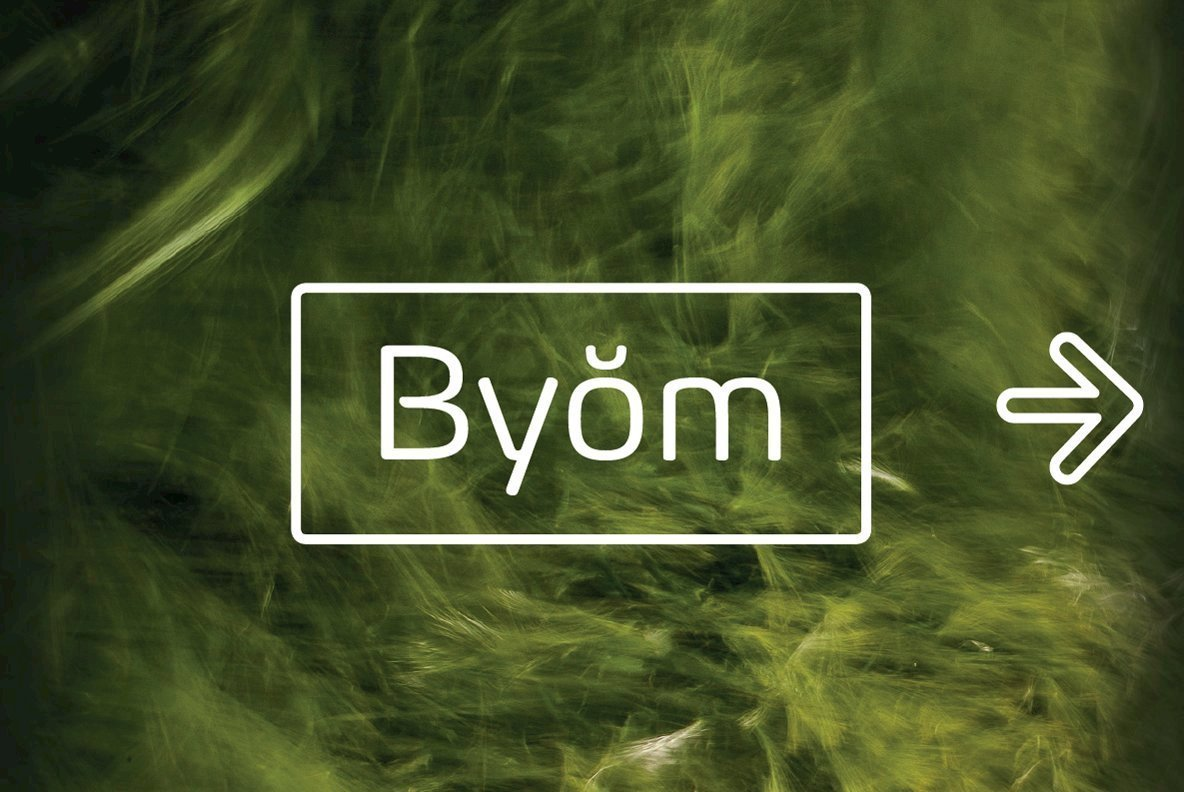 Byom Offers Contemporary Appeal Through An Organic Approach