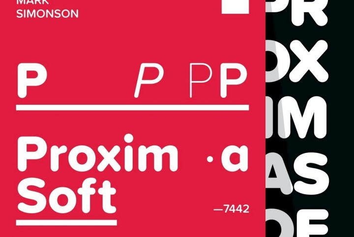 Mark Simonson Introduces Proxima Soft