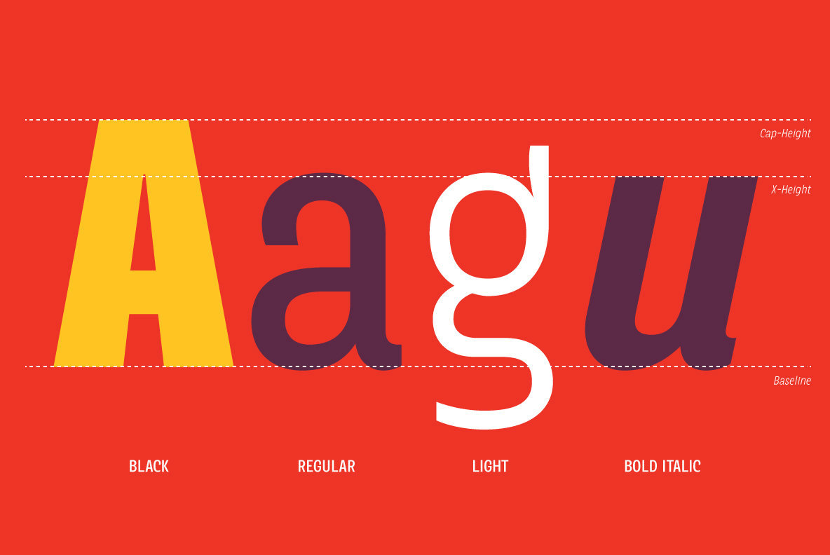 Cabarno: A Modern Sans Serif With A Human Touch