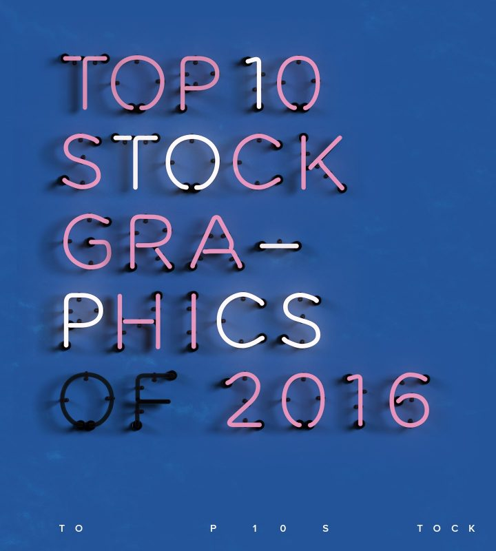 Top 10 Stock Graphics Of 2016