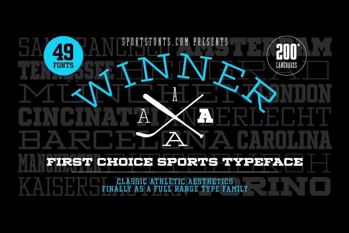 Download Winner Font