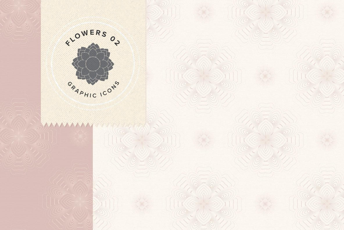Download Flowers 02 Stock Graphics