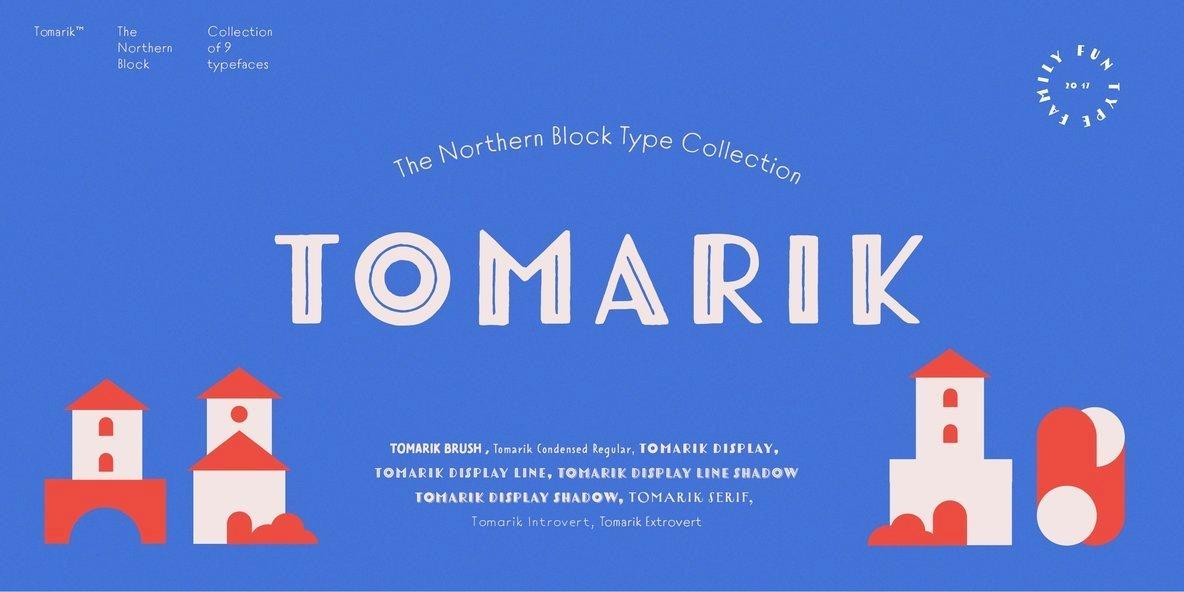 Download Tomarik Font