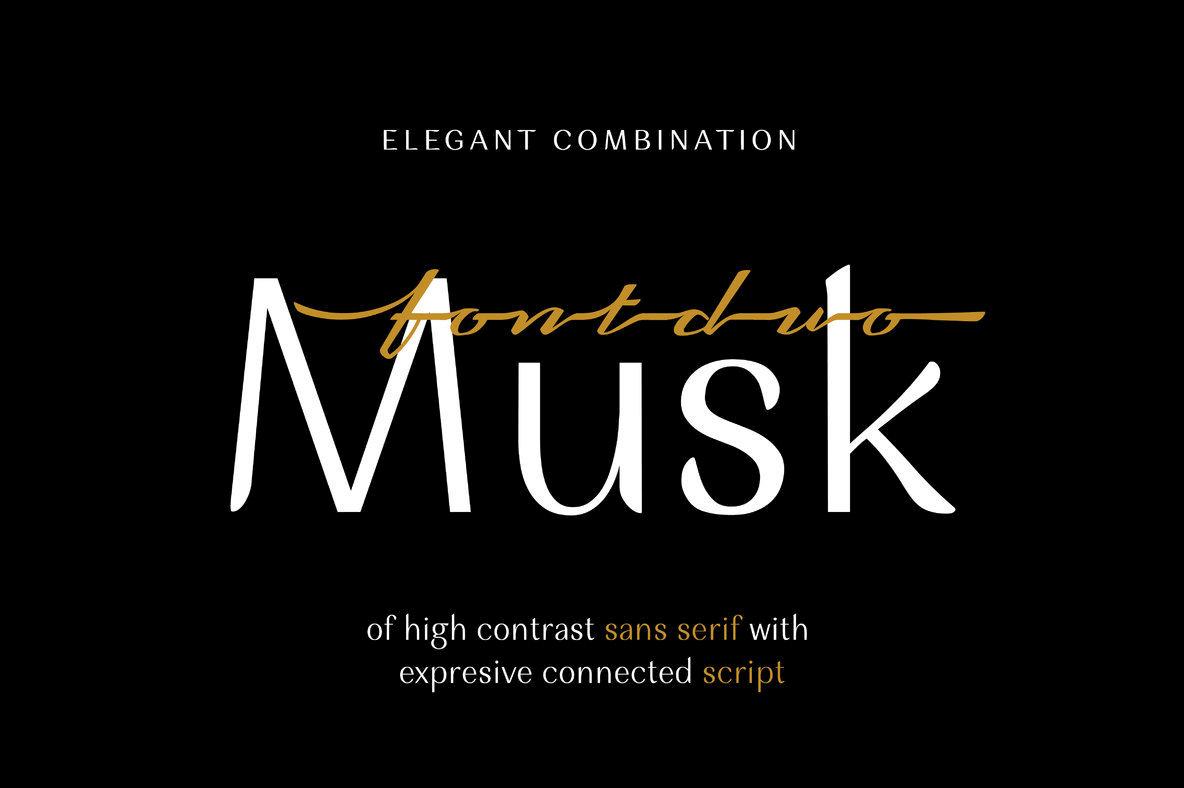 Download Musk Font