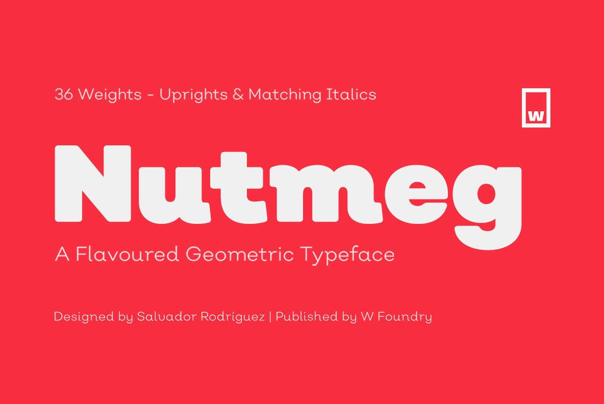 Download Nutmeg Font