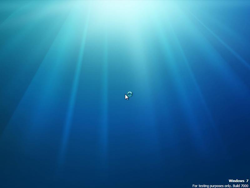 Windows 7 (Beta Leak)