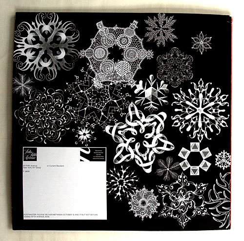 Marian Bantjes Snowflakes