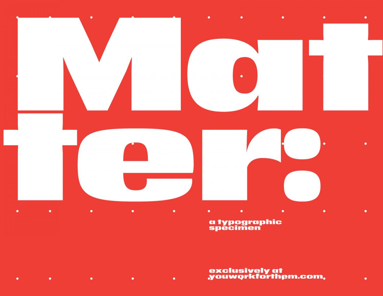 Matter Zine