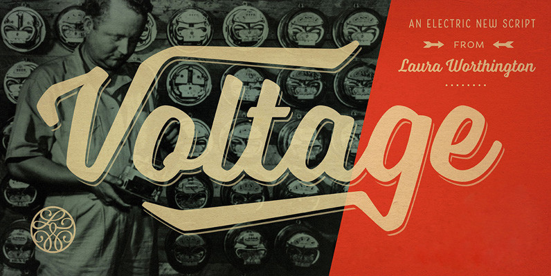 Voltage by Laura Worthington