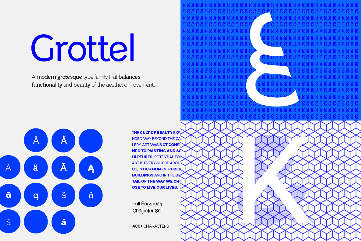 The Northern Block – Fonts for The Modernist in All of Us