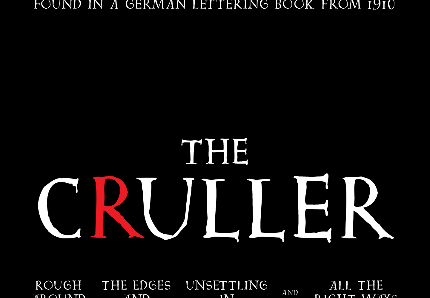 Ten Great Fonts For Movie Title Sequences | YouWorkForThem