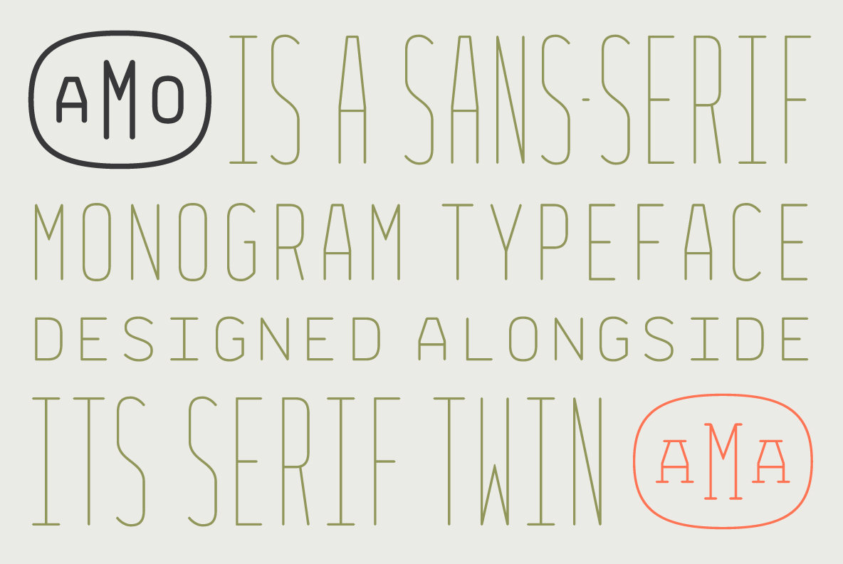 Monogram A Signature Style With Amo