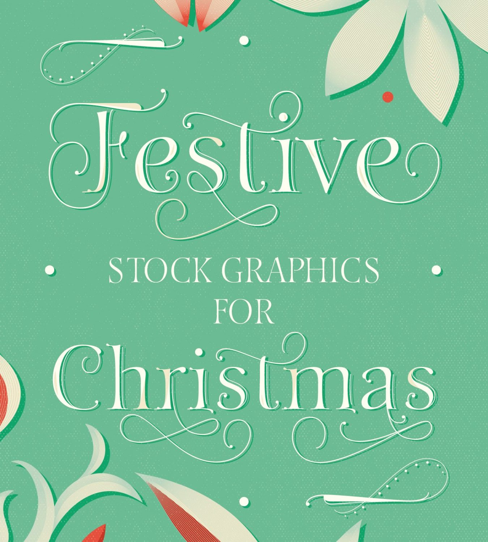 Festive Stock Graphics For Christmas