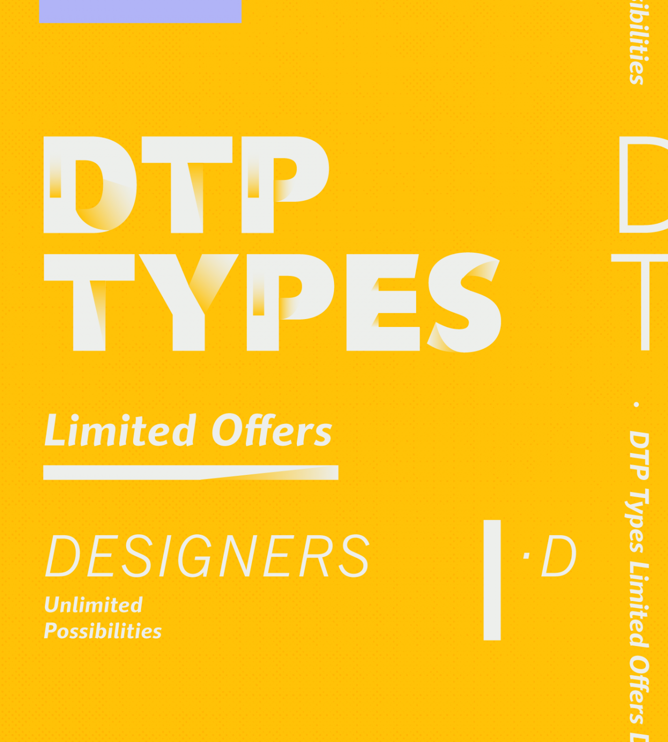 DTP Types Limited Offers Designers Unlimited Possibilities