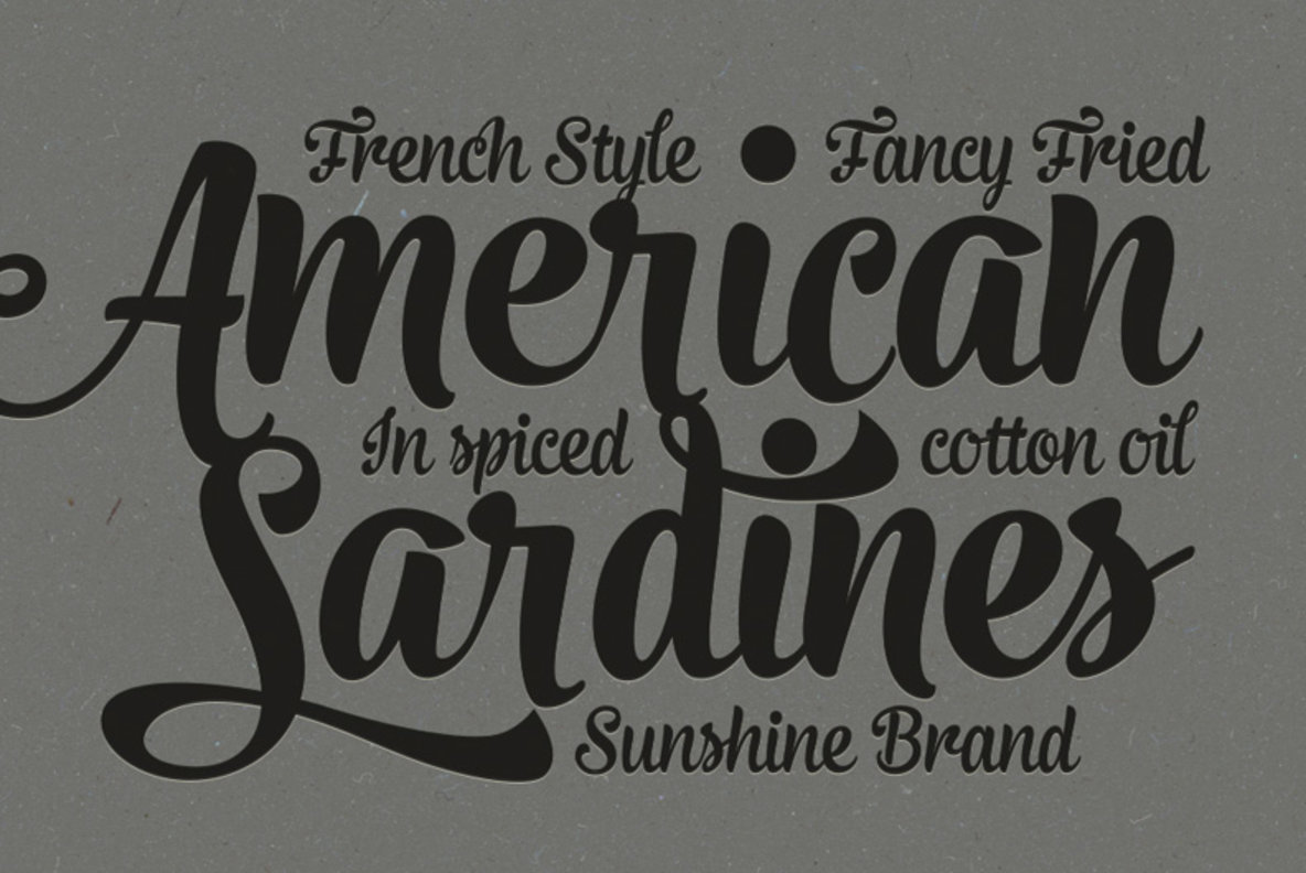 Emil Bertell's Latest Fonts Offer Vintage Appeal Through