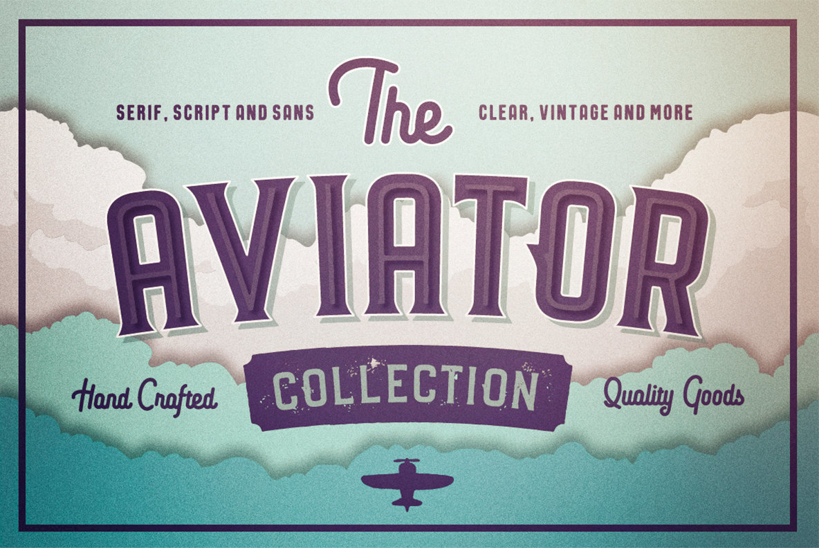 Reach Sky-High Vintage Appeal With Aviator