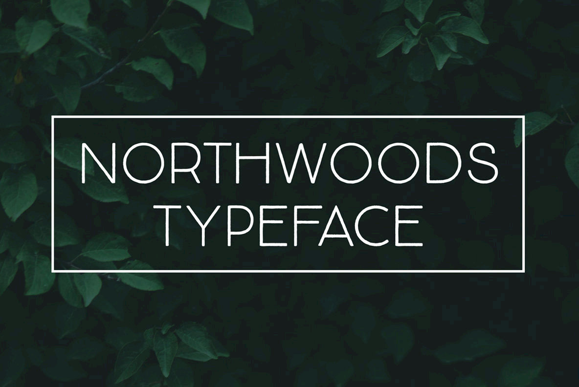 A Handwritten Sans Serif From Cultivated Mind: Northwoods