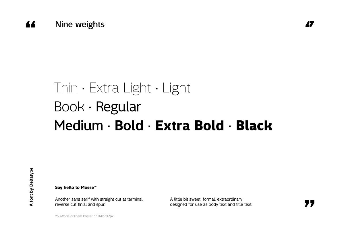 Newsletter Feature Download New Fonts Starting From 4 Youworkforthem